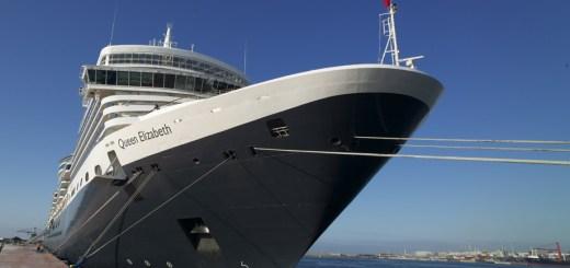 Queen Elizabeth Kreuzfahrt