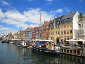 Schiffsreise Dänemark