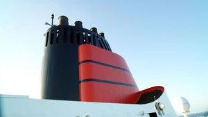 Schornsteine Cunard
