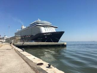 Die Mein Schiff 3 2018 in Lissabon