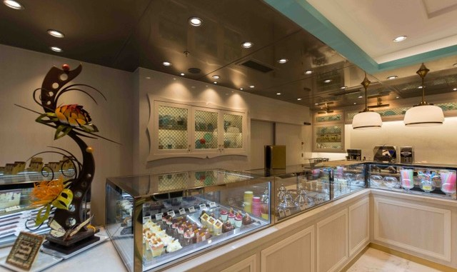 Das neue Dessertrestaurant Coco's