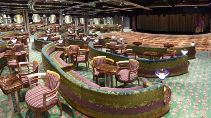 Der Salone Giardino Isolabella