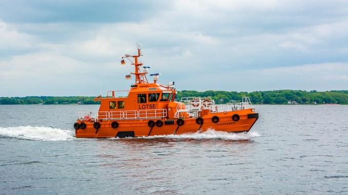 Kieler Lotsenboot