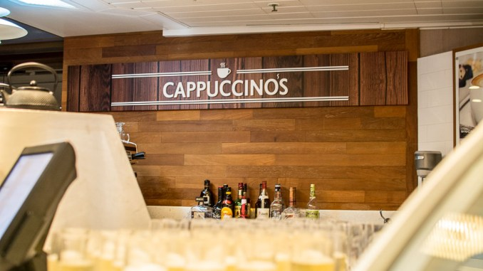 Cappuccions Bar