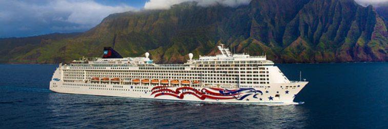 Hawaii Kreuzfahrt mit Norwegian NCL Pride - Inselhüpfen ab Honolulu