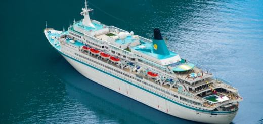 White Lady - MS Albatros - Kreuzfahrtschiff - Phoenix Reisen - Verrückt nach Meer