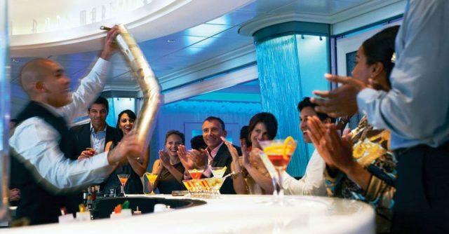 Getränkepakete bei Celebrity Cruises - Preise und Umfang der Pakete in der Übersicht