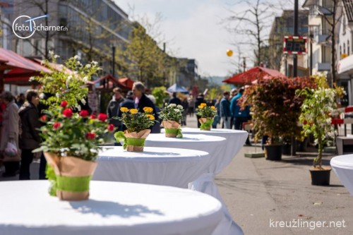 Gartentag Kreuzlingen 29.4.17