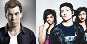 Krewella and Hardwell