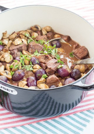 Julia Childs Boeuf Bourguignon