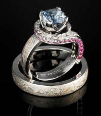 Sapphires And Colored Gemstones For Engagement Rings