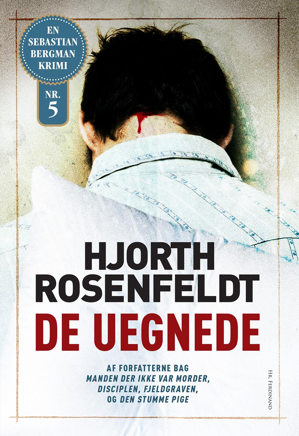 18fab20c Hjorth Rosenfeldt   De uegnede