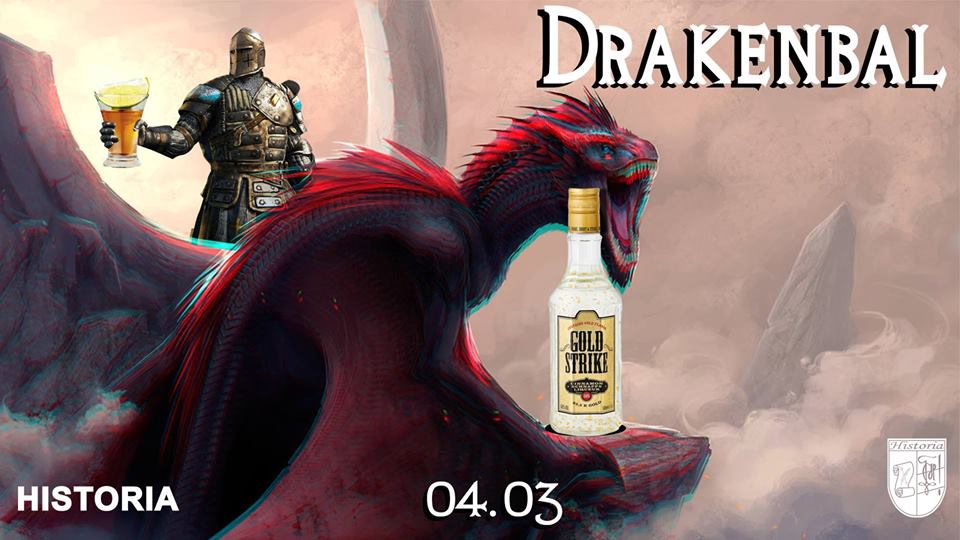 Drakenbal - Openingsreceptie [ONCE UPON A TIME.. FEESTWEEK]