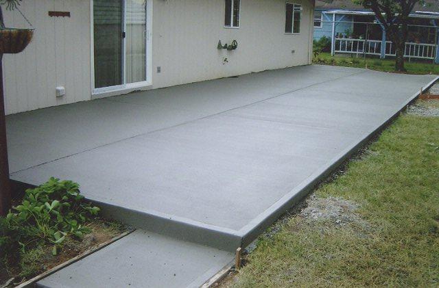 concrete patio apply sealer kris