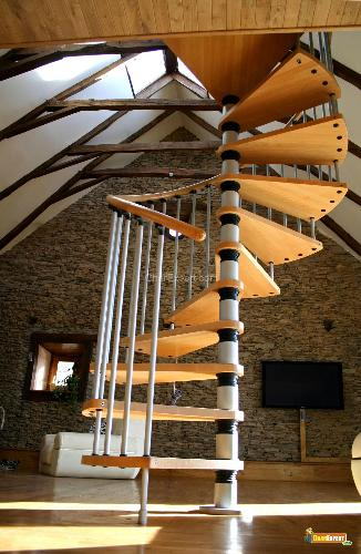 Spiral Staircase Design Kris Allen Daily