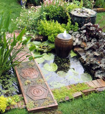 Garden decor, way to be elegant | Kris Allen Daily on Garden Decor Ideas  id=65162