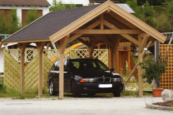 Wooden Carports Plans Inspiration