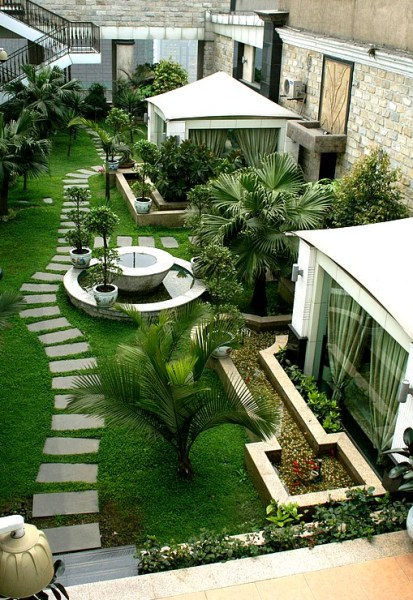 rooftop garden Roof Garden Advantages | Kris Allen Daily