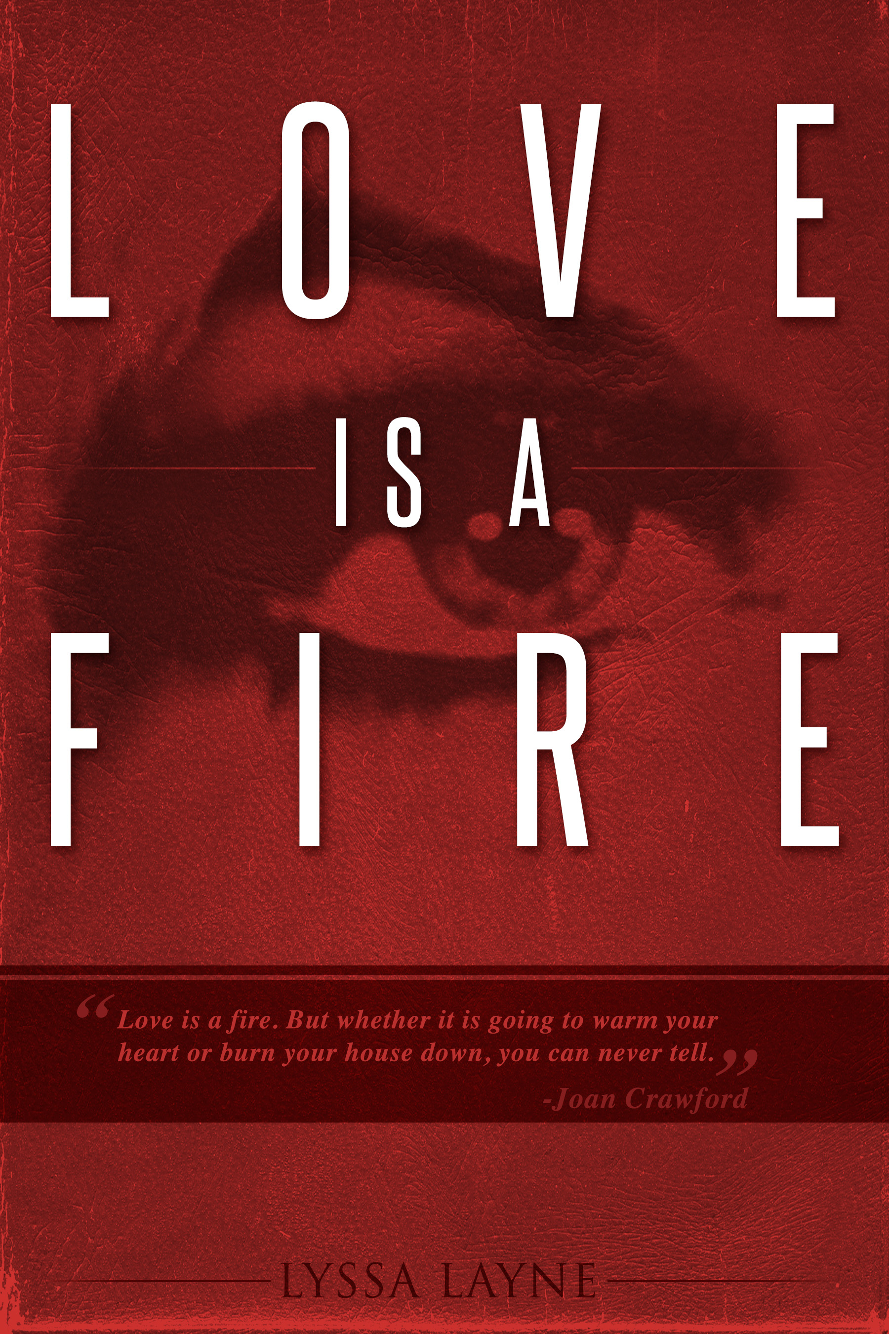 BLOG TOUR PROMO & GIVEAWAY: LOVE IS A FIRE by Lyssa Layne