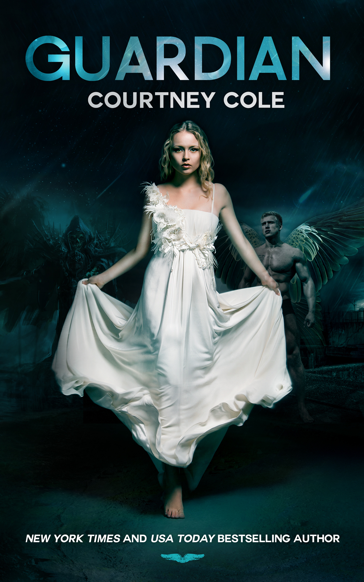 COVER REVEAL: GUARDIAN by Courtney Cole