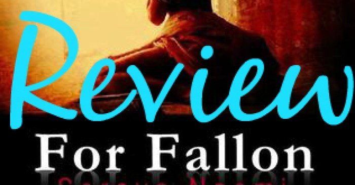 Review: For Fallon by Soraya Naomi