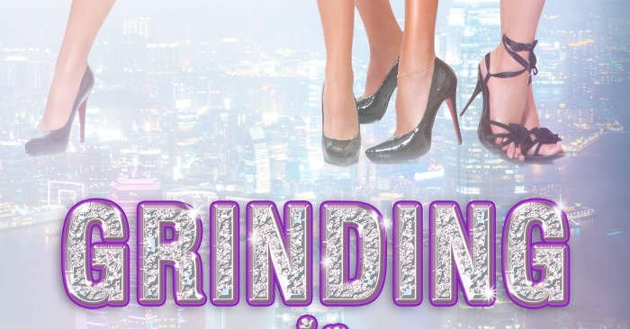 COVER REVEAL: GRINDING IN GREENVILLE by Victoria Andrews, Haylie Harbour & Marley Roberts