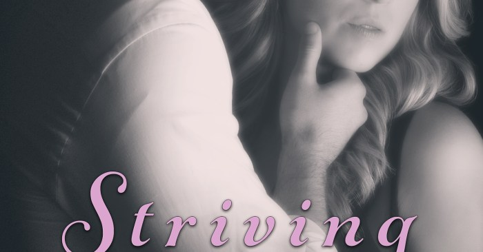 COVER REVEAL: STRIVING FOR PERFECTION by BL Mooney