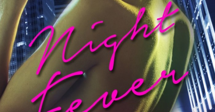 COVER REVEAL & GIVEAWAY: NIGHT FEVER VOLUME ONE by Jessica Hawkins
