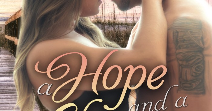 COVER REVEAL: A HOPE & A CHANCE by Jennifer Foor