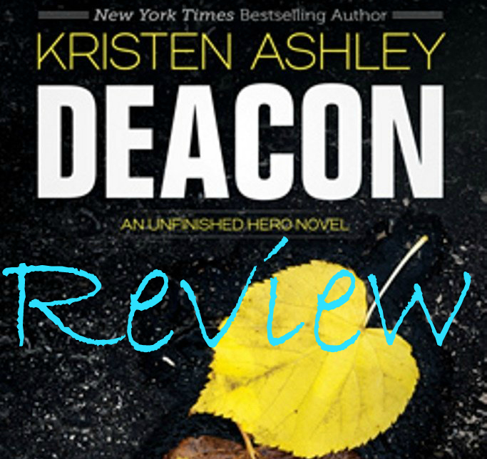 ARC REVIEW & GIVEAWAY: DEACON by Kristen Ashley