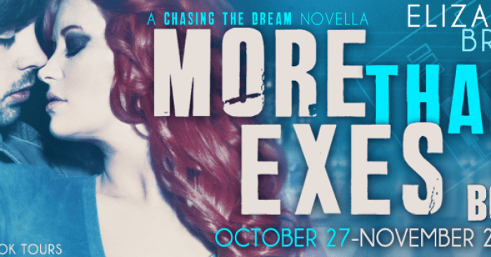 RELEASE BLITZ & GIVEAWAY: MORE THAN EXES by Elizabeth Briggs