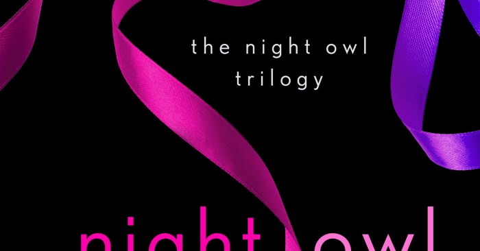 Review: Night Owl by M. Pierce