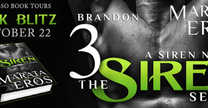 RELEASE GIVEAWAY & GUEST POST: BRANDON by Marata Eros