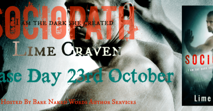 RELEASE BLITZ & GIVEAWAY: SOCIOPATH by Lime Craven