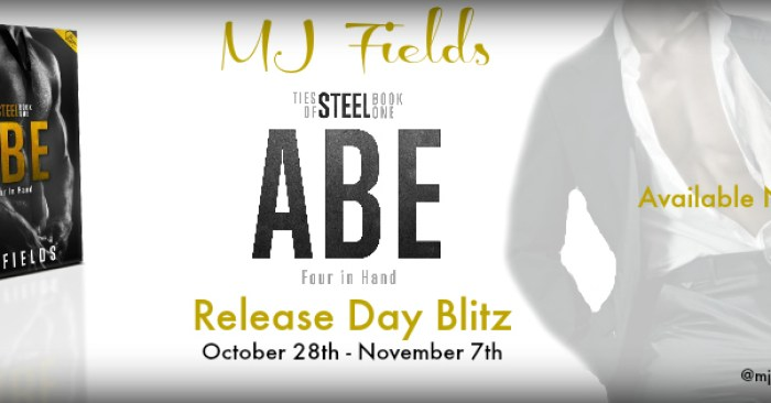 RELEASE BLITZ & REVIEW: ABE by MJ FIELDS