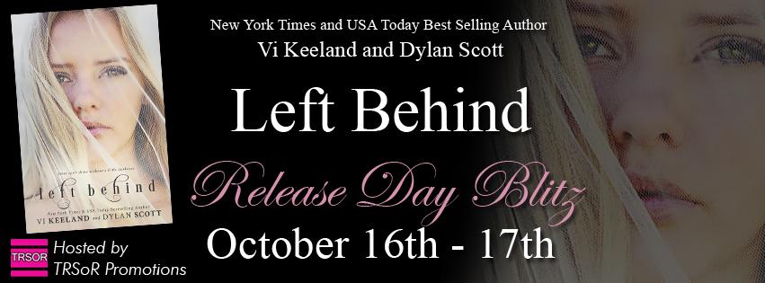left behind release day blitz banner