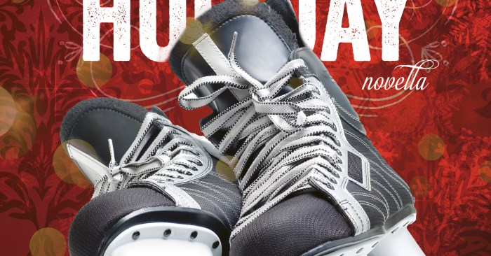 COVER REVEAL & GIVEAWAY: A VERY MERRY HOCKEY HOLIDAY by Toni Aleo