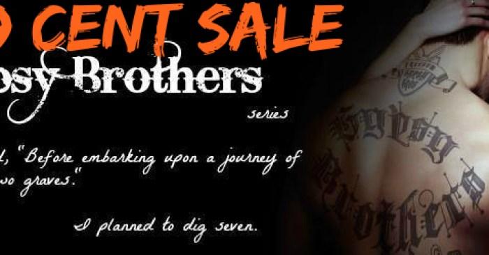 SALE BLITZ: GYPSY BROTHERS by Lili St. Germain