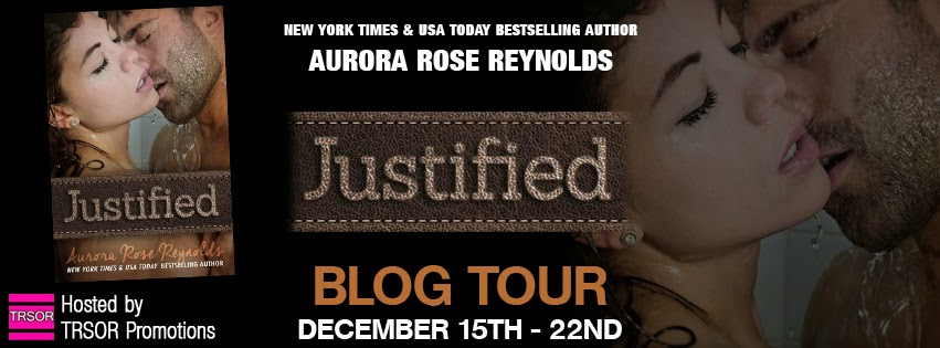 justified blog tour