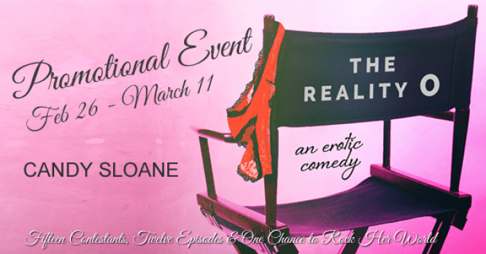 PROMO TOUR: THE REALITY O by Candy Sloane