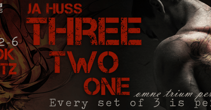 PROMO & GIVEAWAY: Three, Two, One (321) by J.A. Huss