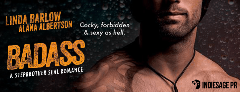 COVER REVEAL & GIVEAWAY: BADASS by Alana Albertson and Linda Barlow