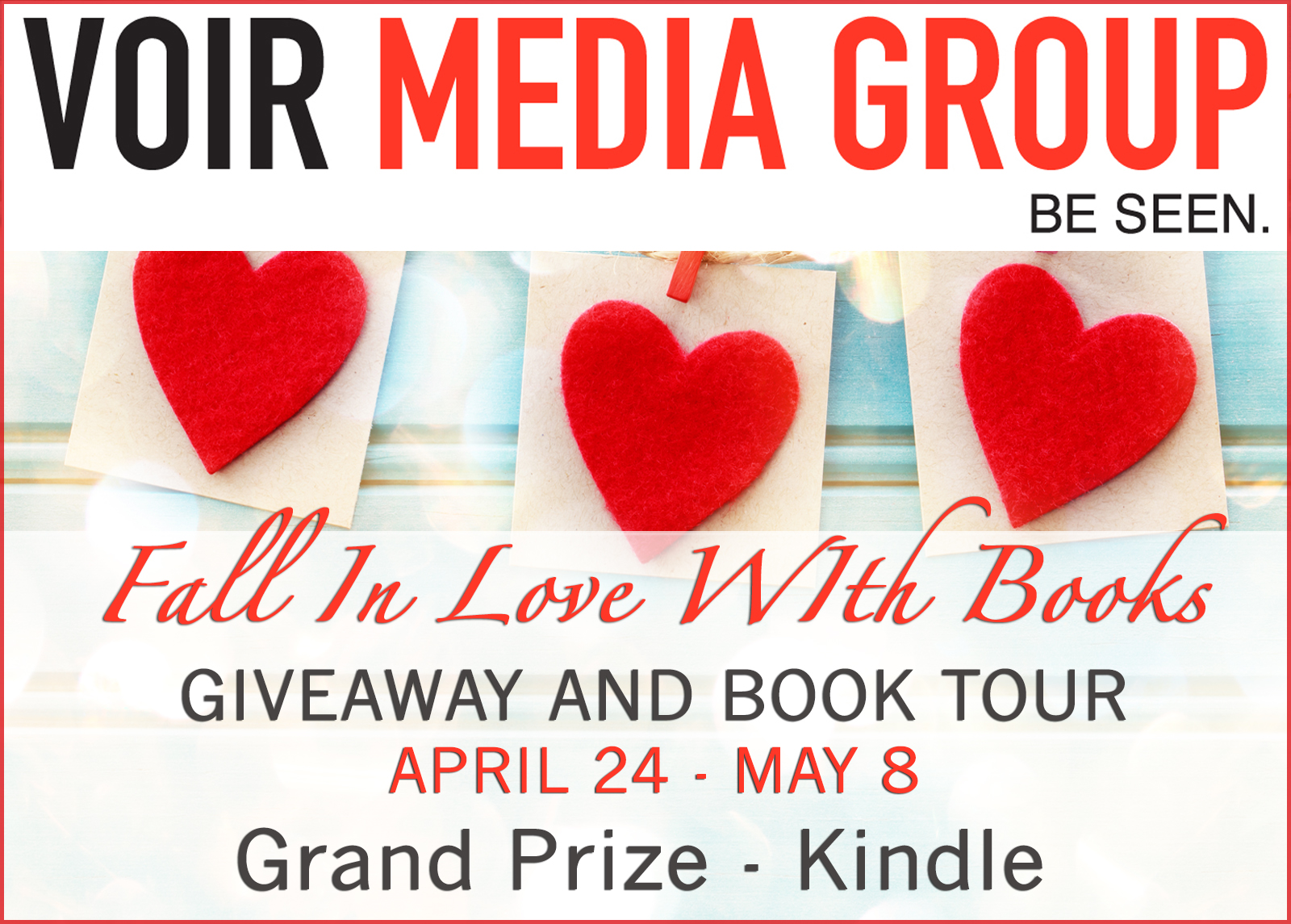 Fall In Love With Books BLOG HOP & GIVEAWAY