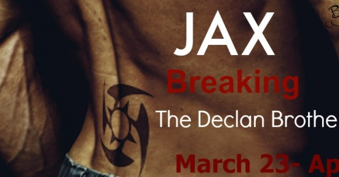 REVIEW & GIVEAWAY: JAX by Kelly Gendron