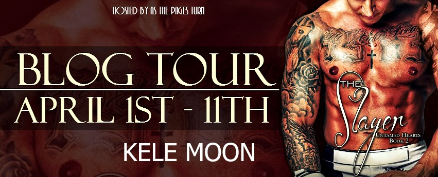 Get To Know KELE MOON & Meet THE SLAYER (Untamed Hearts Book 2) Characters & GIVEAWAY