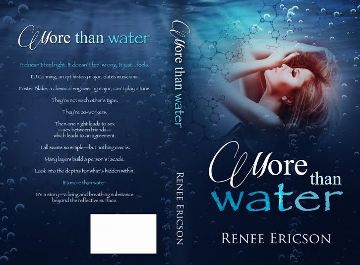 Blog Tour #Giveaway & ARC Review: More Than Water by Renee Ericson