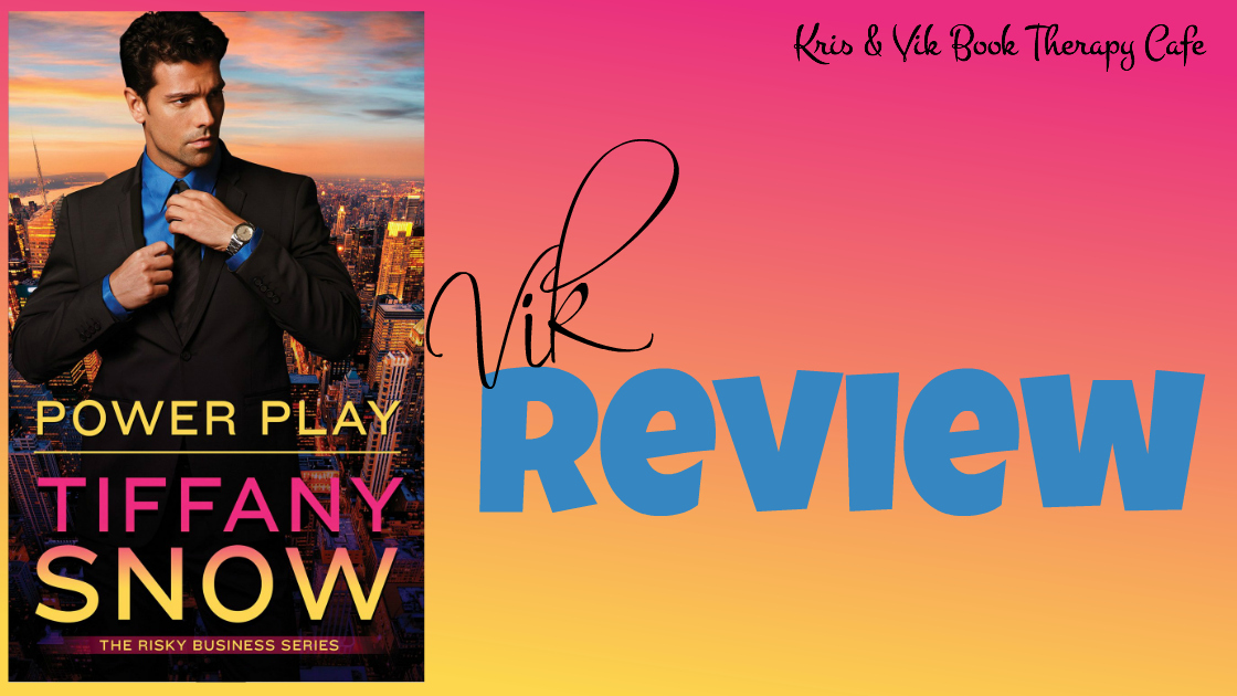 REVIEW & GIVEAWAY: POWER PLAY by Tiffany Snow