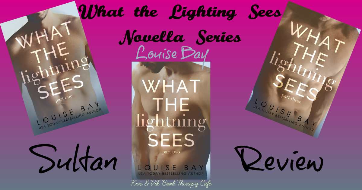 REVIEW: WHAT THE LIGHTNING SEES Series by Louise Bay
