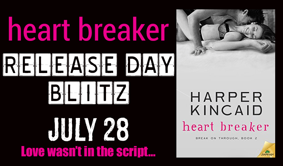 RELEASE BLTIZ & GIVEAWAY: HEART BREAKER by Harper Kincaid