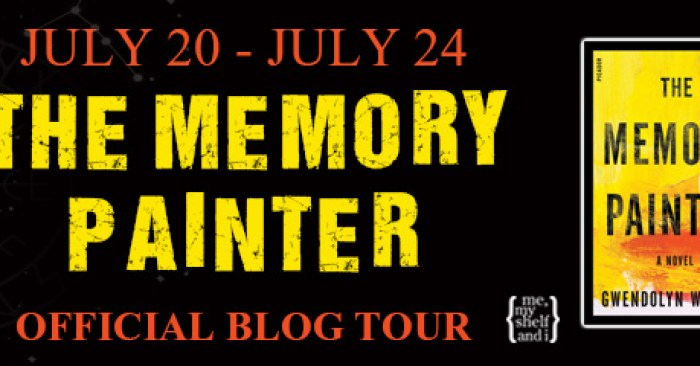 REVIEW & GIVEAWAY: THE MEMORY PAINTER by Gwendolyn Womack